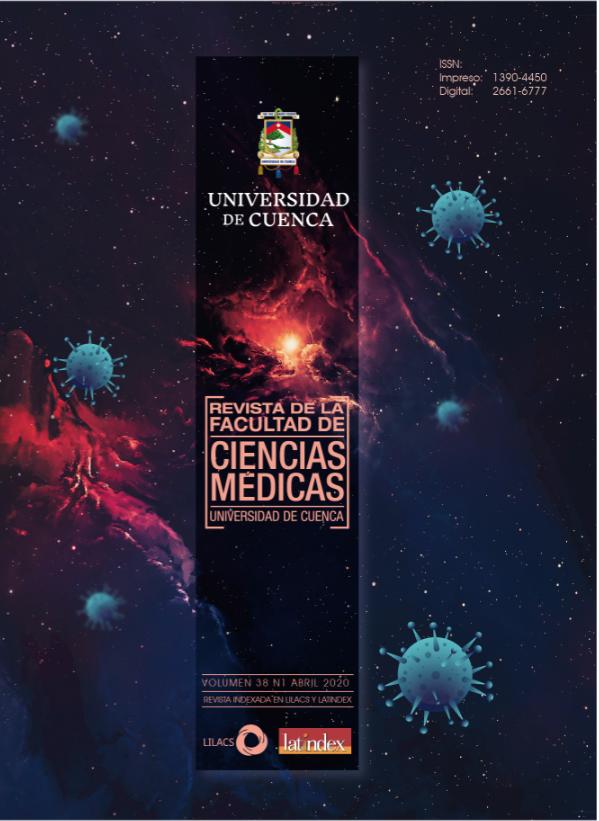 Ver Vol. 38 Núm. 1 (2020): Revista de la Facultad de Ciencias Médicas de la Universidad de Cuenca