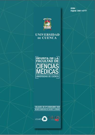 Ver Vol. 38 Núm. 3 (2020): Revista de la Facultad de Ciencias Médicas de la Universidad de Cuenca