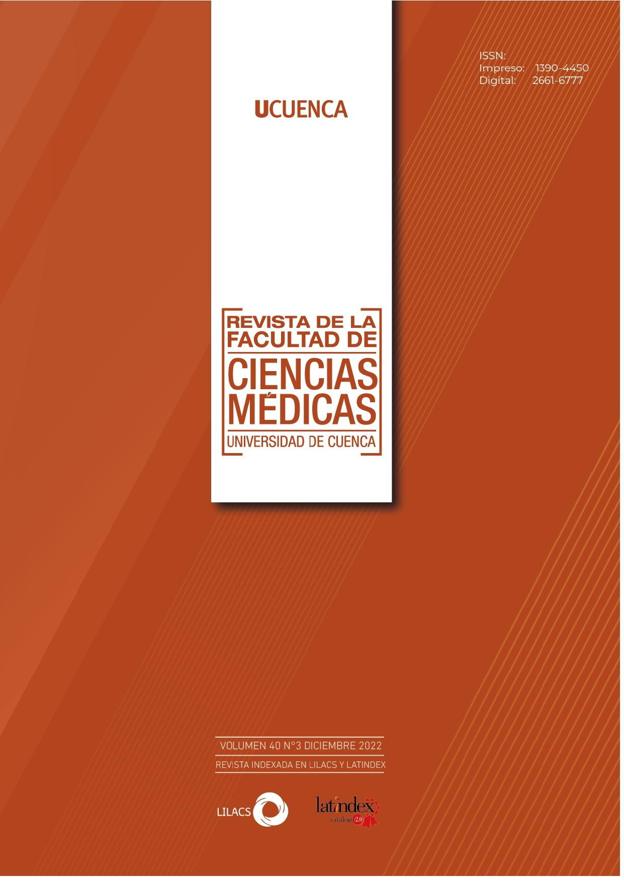 Rev. Fac. Cienc. Méd. Univ. Cuenca. 2017